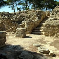 Phaistos - Archaeological site